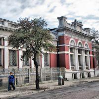dawny budynek bankowy / A former bank building, Влоцлавек