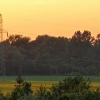 electrifykacyja w pobliżu radia Maryja (pozdrowienia dla gilermo), Грудзядзь
