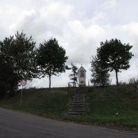Bierzgłowo - Kapliczka przydrożna, Грудзядзь