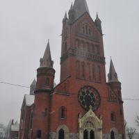 Kościół ZNMP Inowrocław /zk, Иновроцлав