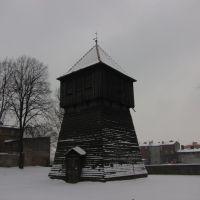 Inowrocław - dzwonnica przy kościele św. Mikołaja, Иновроцлав
