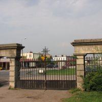 Inowrocław - cmentarz, Иновроцлав