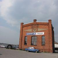 Inowrocław - budynek po byłej kopalni soli, Иновроцлав