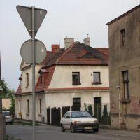 Inowrocław - ul. Krótka , dawna Mała Synagoga, Иновроцлав