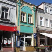 Inowrocław - Ul. Królowej Jadwigi ; Miejskie Centrum Informacji Turystycznej i Uzdrowiskowej, Иновроцлав