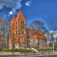 Kościół pw. NMP, Иновроцлав