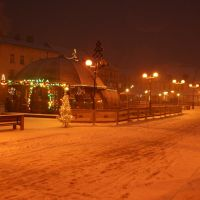 Rynek nocą, Иновроцлав