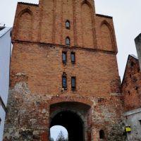 Gotycki zamek 1270-1305 Zamek Bierzgłowski /zk, Свечье