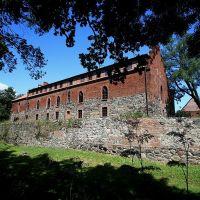 Zamek  Bierzgłowski, Свечье