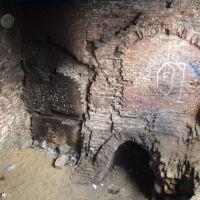 Toruń Fort VIII - Wnętrze koszar czołowych, Торун