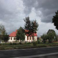 Przysiek - Kościół filialny p.w. MB Królowej Męczenników Polskich., Торун