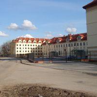 WSKS i M w Toruniu od zachodu, Торун