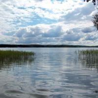 Niesłysz Lake, Заган