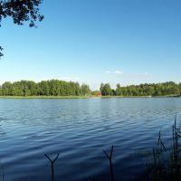 Niesłysz - zatoka przy kanale, Меджиржеч