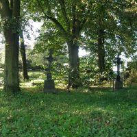 WWI Military Cemetery no: 343 - Kępanów, Бочния