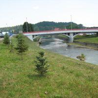 Most na rzece Ropa w Gorlicach, Горлице
