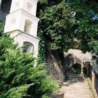 najstarsza kapliczka w mieście, Горлице
