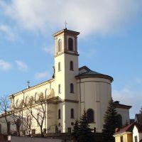 Kościół parafialny, Горлице