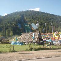 Zakopane - Wielka Krokiew (skocznia narciarska), Закопане