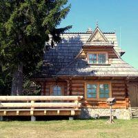 Dom z drewna, Закопане