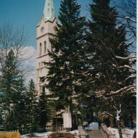 New Parish Church, Zakopane, Закопане
