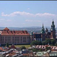 Wawel, Краков (обс. ул. Коперника)