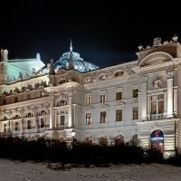 Teatr im. Juliusza Słowackiego w Krakowie, Краков (обс. ул. Коперника)