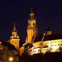 Wawel / Polska / Poland, Краков (обс. Форт Скала)