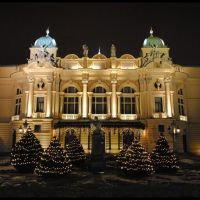 /MY CONTEST JANUARY 2011/ Cracow, Juliusz Słowacki Theatre, Краков (ш. им. Нарутауича)