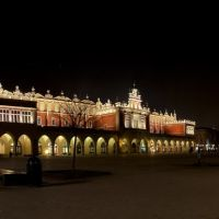 Rynek Panorama - Kraków, Краков (ш. им. Нарутауича)