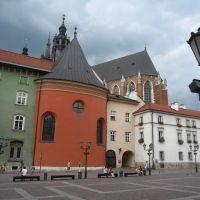 Kraków - Mały Rynek, Краков (ш. им. Нарутауича)