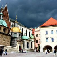 *Just before the rain*, Краков (ш. ул. Вроклавска)