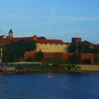 Kraków-Wawel, Краков (ш. ул. Вроклавска)