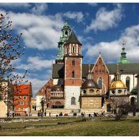 Kraków Wawel - Wawel Castle, Краков (ш. ул. Вроклавска)
