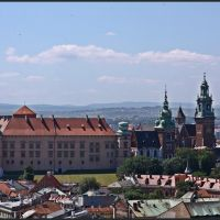 Wawel, Краков (ш. ул. Симирадзка)