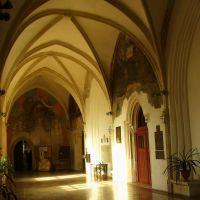 Kraków - St. Catherines Church, Краков (ш. ул. Симирадзка)