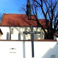 Kraków - Krzyż Katyński /Katyn Cross/