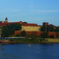 Kraków-Wawel, Краков (ш. ул. Симирадзка)