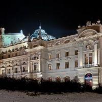 Teatr im. Juliusza Słowackiego w Krakowie, Краков (ш. ул. Симирадзка)