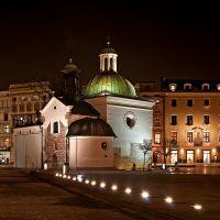 Kościół Św. Wojciecha na rynku w Krakowie, Краков (ш. ул. Симирадзка)