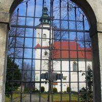 Kraków-Kościół Najświętszego Salwatora, Краков (ш. ул. Симирадзка)