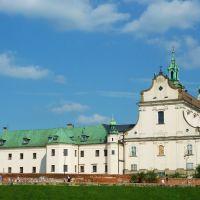 Kraków -Kościół Na Skałce, Краков (ш. ул. Симирадзка)