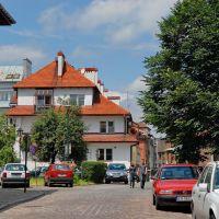 Контрасты Казимежа...  Contrasts of Kazimierz district..., Краков (ш. ул. Симирадзка)