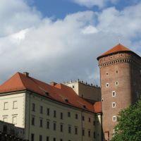 Wawel Royal Castle, Kraków (Foto: Anton Bacea), Краков (ш. ул. Симирадзка)