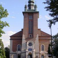 Kostolné veže... Nowy Targ, Новы-Тарг