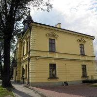 Town hall in Nowy Targ, Новы-Тарг