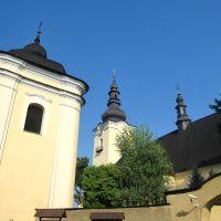 Nowy Targ • Kościół Św. Katarzyny, Новы-Тарг