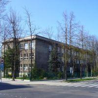 Escuela nr 8 (mi escuela), Освецим