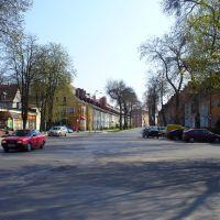 Cruce de las calles Sniadeckiego y Lukasiewicza, Освецим