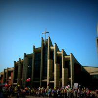 Kościół św Maksymiliana Oświęcim, Освецим
